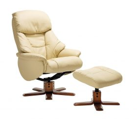 Phoenix Recliner with Footstool