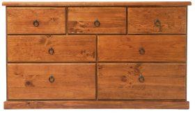 Casey 7 draw dresser