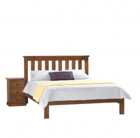 Casey Federation Queen Bedframe