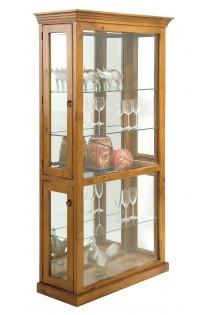 4 Door Tall Conrad Display Cabinet