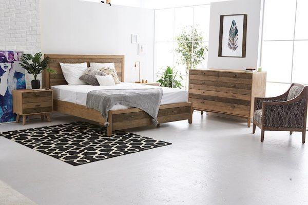 Auckland Queen Bedroom Suite