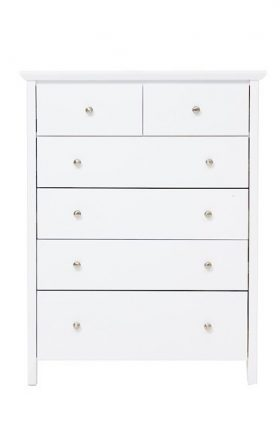 Nova 6 Drawer Tallboy
