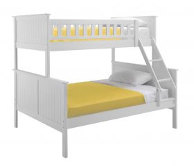 Timber Double Single Bunk