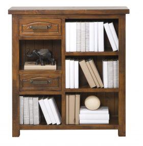 Kakadu Rustic Small Bookcase