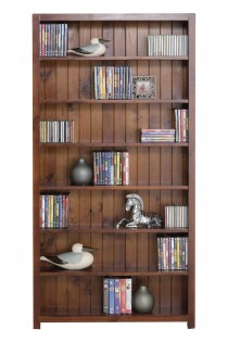 Large DVD Storage Bookcase