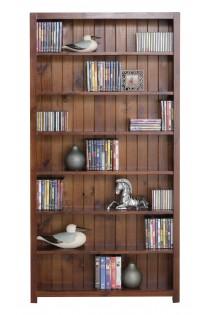 Large DVD Storage Bookcase
